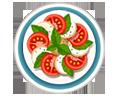 Иконка салат в комплекте